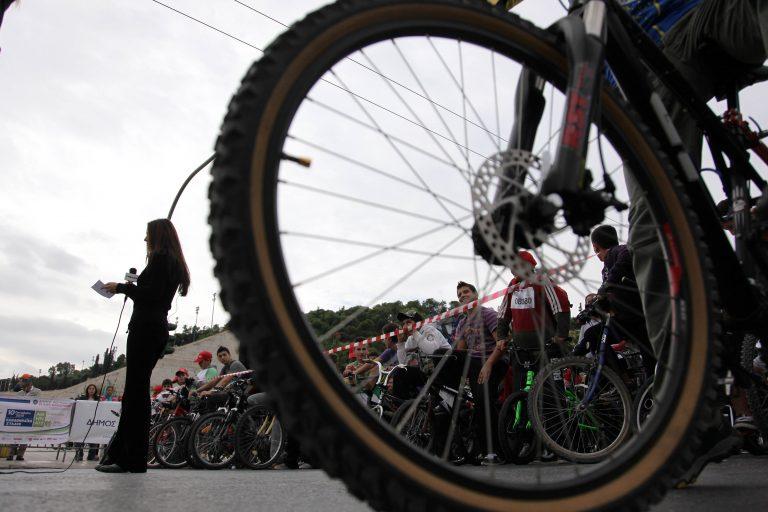 Κυριακή 11:00 με 18:00 ο ποδηλατικός γύρος της Αθήνας   Newsit.gr