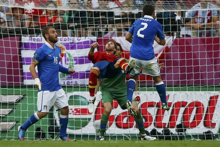 Νικητής…το ποδόσφαιρο – Χορταστική ισοπαλία στο ντέρμπι Ισπανία-Ιταλία | Newsit.gr