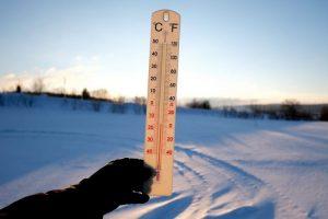 10 νεκροί από το κρύο στην Πολωνία