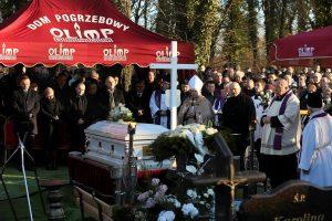 Κηδεύτηκε ο Πολωνός οδηγός φορτηγού, που σκότωσε ο μακελάρης του Βερολίνου