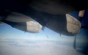 Αεροδιακομιδή δύο βρεφών στην Αθήνα, με αεροσκάφη της Πολεμικής Αεροπορίας