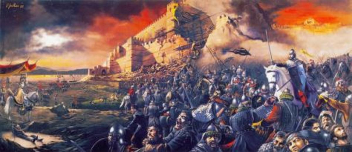 Η πτώση της Πόλης που φώτισε όλη τη Δύση! ΒΙΝΤΕΟ | Newsit.gr