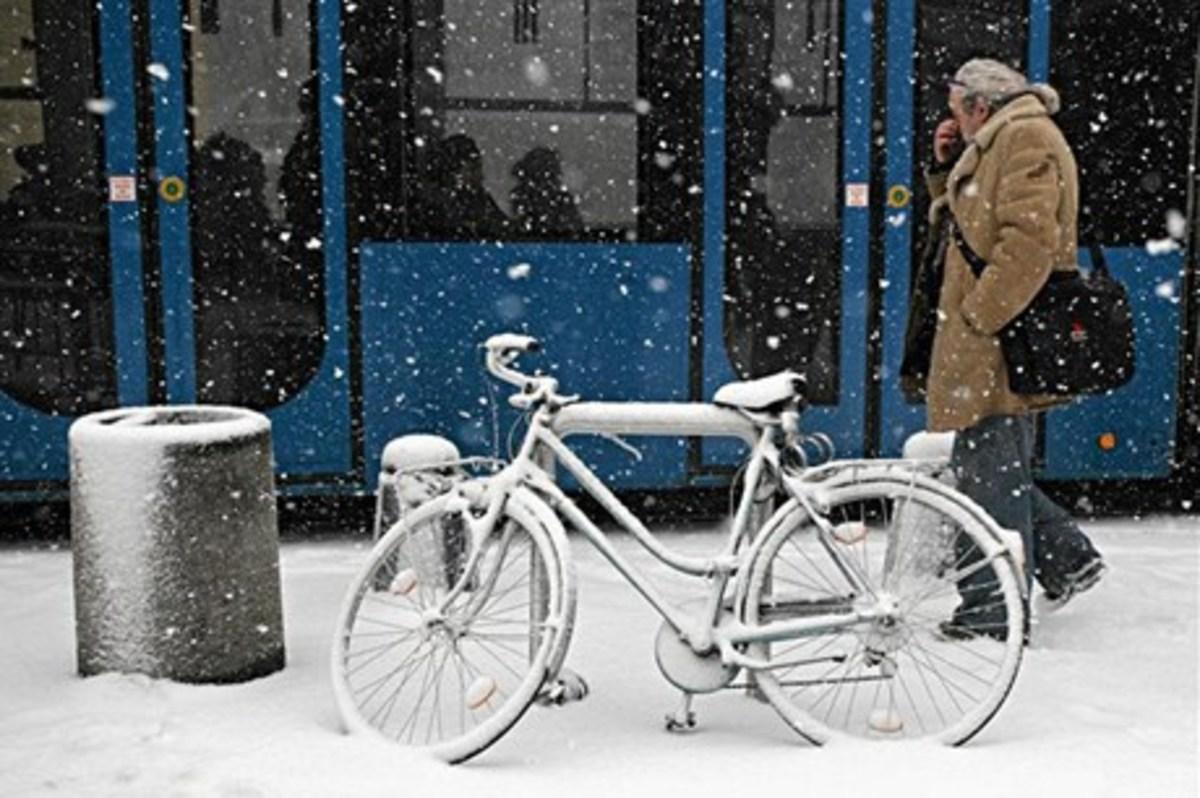 Τρεις νεκροί από το κρύο στην Πολωνία | Newsit.gr
