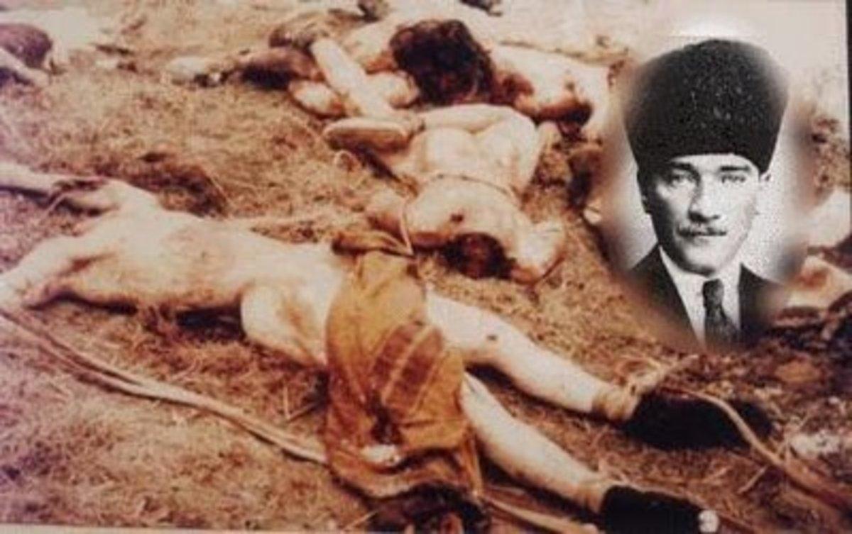Η Άγκυρα επιμένει:»Δεν υπήρξε Γενοκτονία Ποντίων» | Newsit.gr