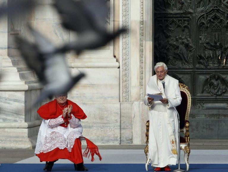 Ο Πάπας καλεί λαϊκούς και πιστούς να συνεργαστούν για το κοινό καλό | Newsit.gr