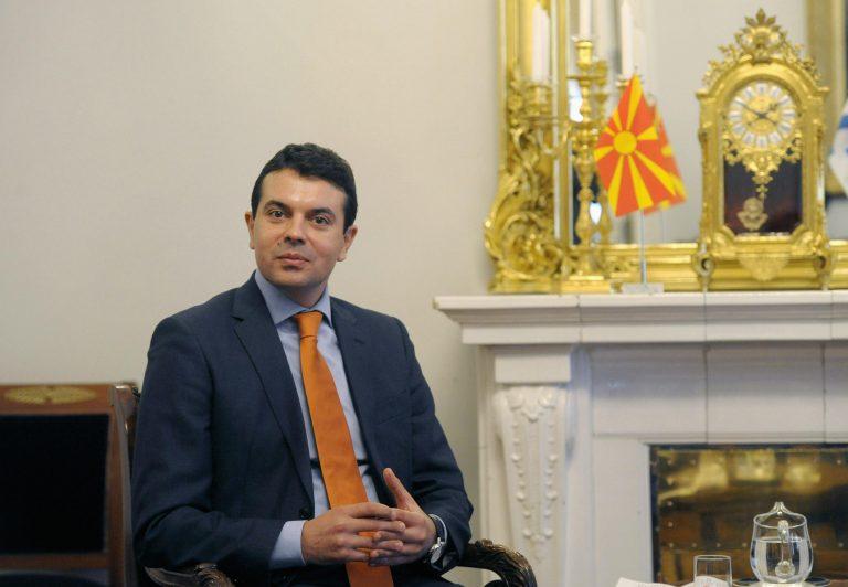«Η Αθήνα βρίσκει δικαιολογίες για να μπλοκάρει τα Σκόπια»   Newsit.gr