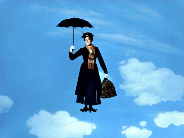 Τελικά πως πετούσε η… Μαίρη Πόπινς; | Newsit.gr