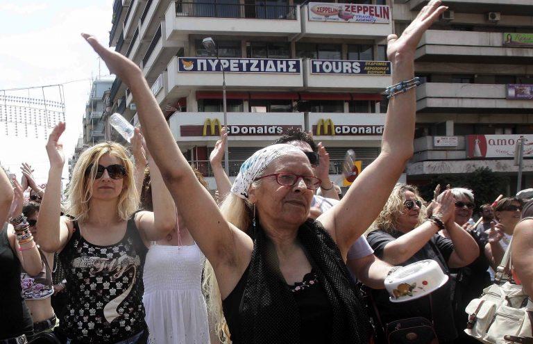 Θεσσαλονίκη: »Βάλτε μας στο ταμείο ανεργίας» | Newsit.gr