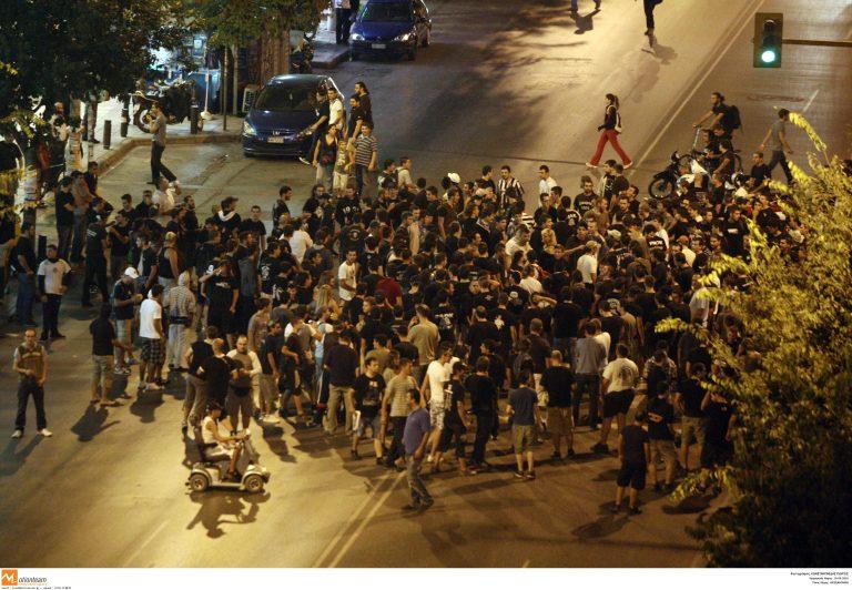 Ειρηνική πορεία διαμαρτυρίας και επιστολή στον Καστανίδη από του οπαδούς του ΠΑΟΚ | Newsit.gr