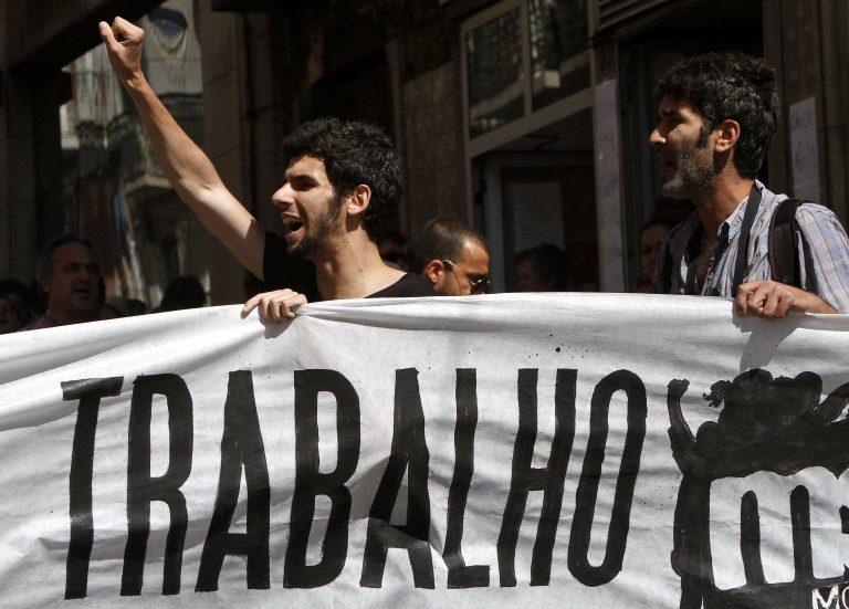 Ρεκόρ σημειώνει η ανεργία των νέων στην Πορτογαλία | Newsit.gr