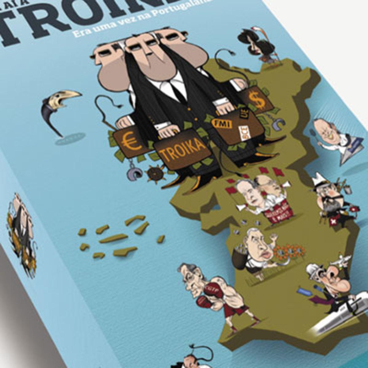 Το επιτραπέζιο που κάνει πάταγο: «Προσοχή έρχεται η τρόικα!» | Newsit.gr