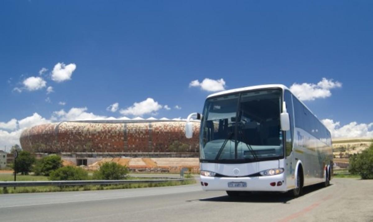 Τα σλόγκαν στα λεωφορεία των ομάδων του Μουντιάλ   Newsit.gr