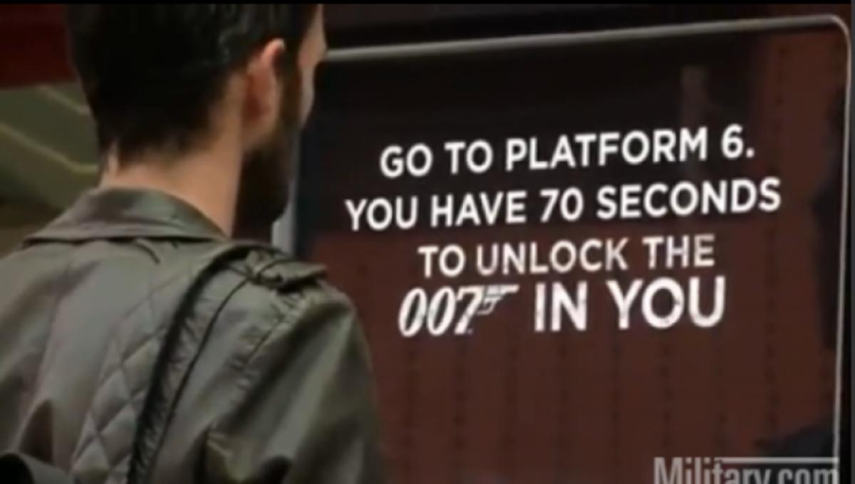 Πράκτωρ 007! Δείτε στο εκπληκτικό βίντεο μερικούς…επίδοξους James Bond! | Newsit.gr