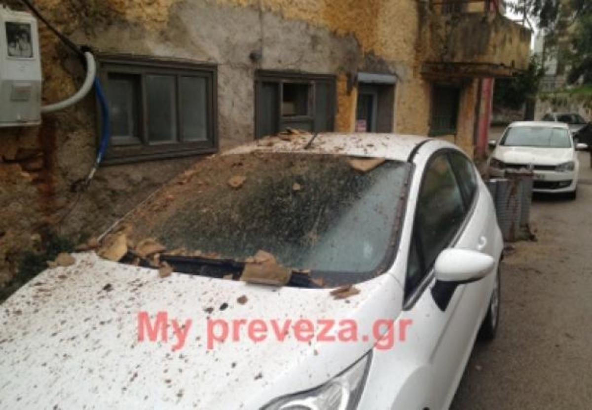 Κατακλυσμός στην Πρέβεζα με θυελλώδεις ανέμους – ΦΩΤΟ & ΒΙΝΤΕΟ | Newsit.gr