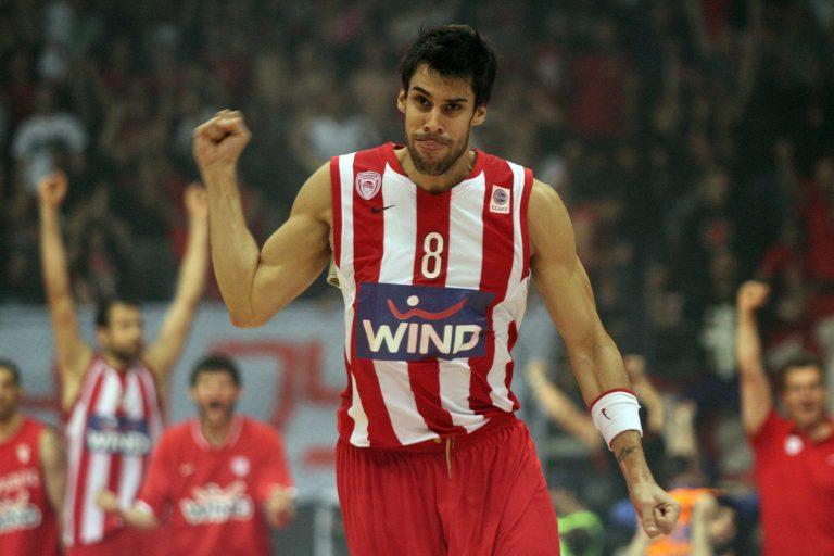 Ανανέωσε με Ολυμπιακό ο Πρίντεζης | Newsit.gr