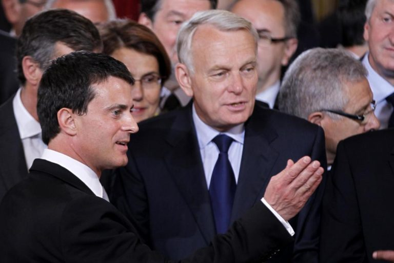 Ο Ζαν Μαρκ Ερό νέος πρωθυπουργός της Γαλλίας | Newsit.gr