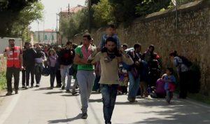 Χίος: Απεργία πείνας κάνουν πρόσφυγες από τη Συρία και το Ιράκ