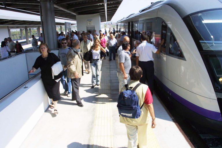 Νέα ληστεία σε σταθμό του Προαστιακού   Newsit.gr