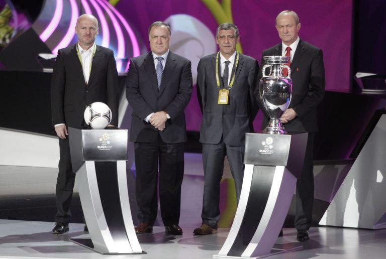 Οι εκλέκτορες των 16 ομάδων του Euro 2012 | Newsit.gr