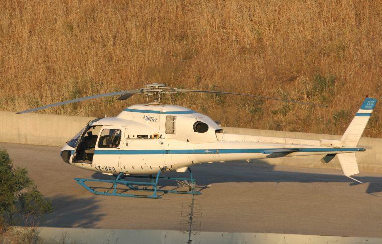 Καρέ – καρέ η πρώτη απόδραση με ελικόπτερο στην Ελλάδα | Newsit.gr
