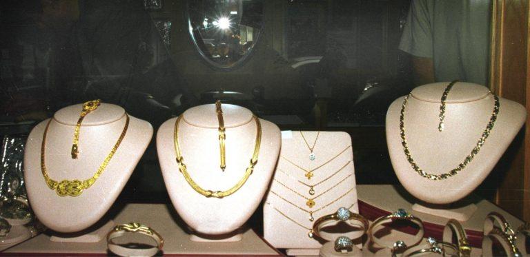 Θεσσαλονίκη: Εκτός από κοσμήματα τι άλλο λέτε ότι έφτιαχνε αργυροχρυσοχόος; | Newsit.gr