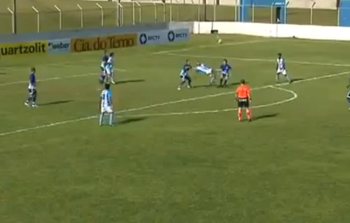 Εκπληκτικό γκολ με… ψαλιδάκι – Δείτε VIDEO | Newsit.gr