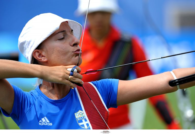 Άνοιξε το χορό των ελληνικών συμμετοχών στους Ολυμπιακούς Αγώνες η Ψάρρα | Newsit.gr