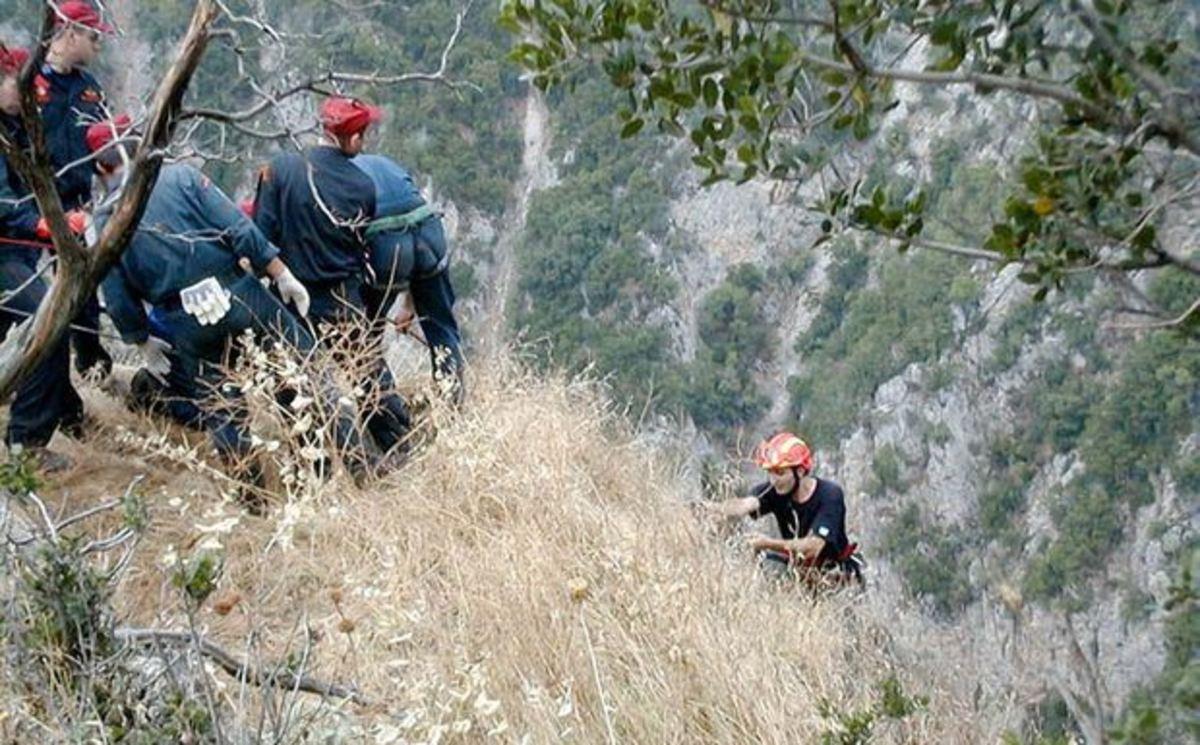 Επιχείρηση διάσωσης τραυματισμένης Γερμανίδας τουρίστριας στον Ψηλορείτη   Newsit.gr