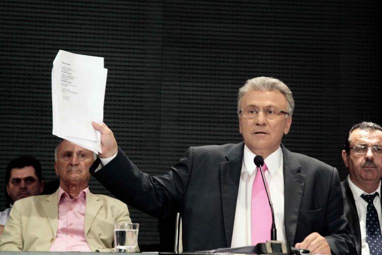 Π. Ψωμιάδης: Καμία άδικη απόφαση δεν θα με φιμώσει   Newsit.gr