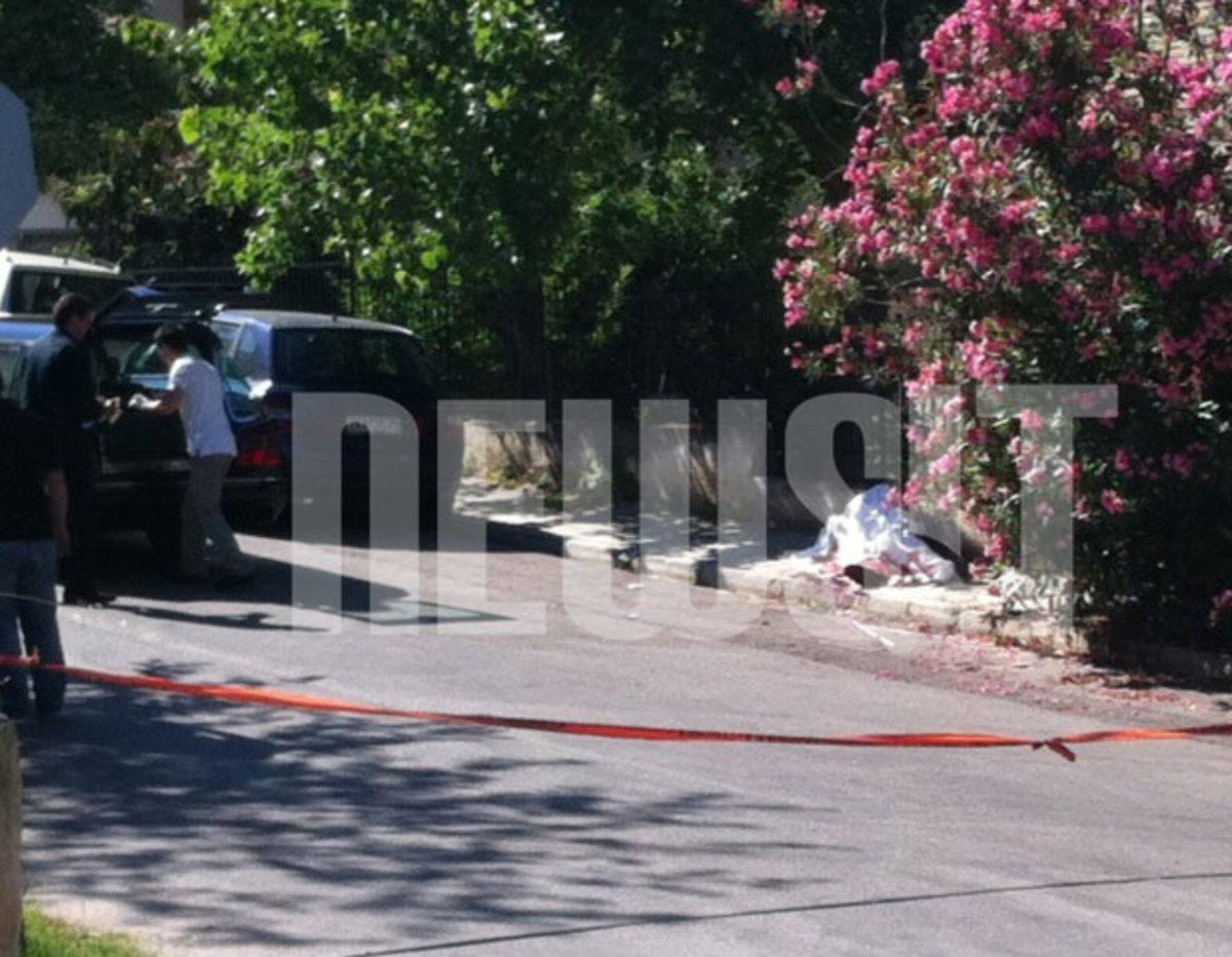 Αυτοκτόνησε στη μέση του δρόμου στην Κηφισιά | Newsit.gr