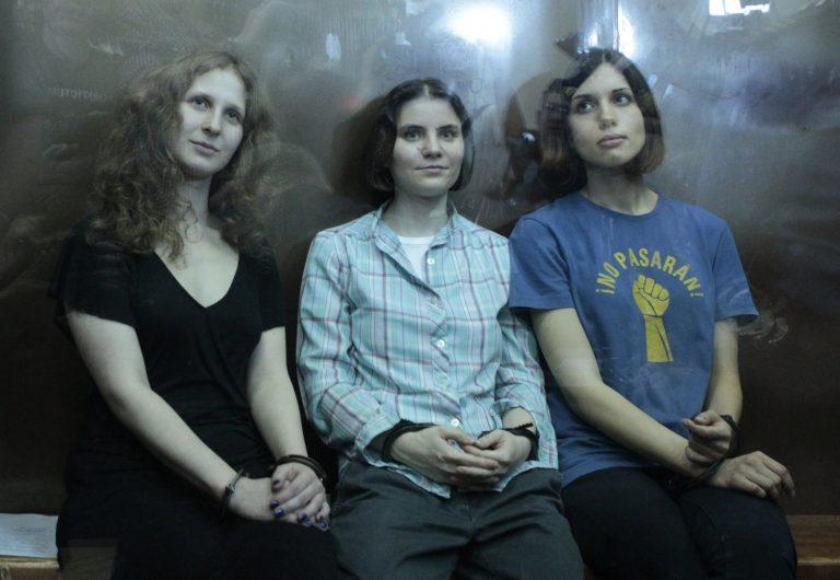 Οι Pussy Riot ξαναχτυπούν – Κυκλοφόρησαν καινούργιο τραγούδι κατά του Πούτιν – ΒΙΝΤΕΟ | Newsit.gr