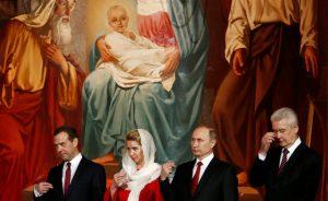 Πάσχα 2017: Ο Πούτιν εύχεται «Αληθώς Ανέστη» [vid]