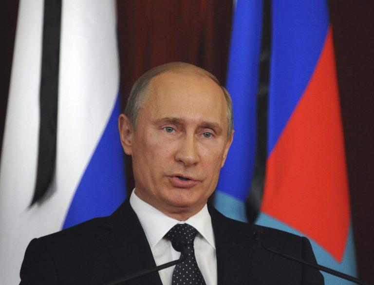 Πούτιν: Στη Συρία θα δράσουμε μόνο σύμφωνα με τον ΟΗΕ | Newsit.gr
