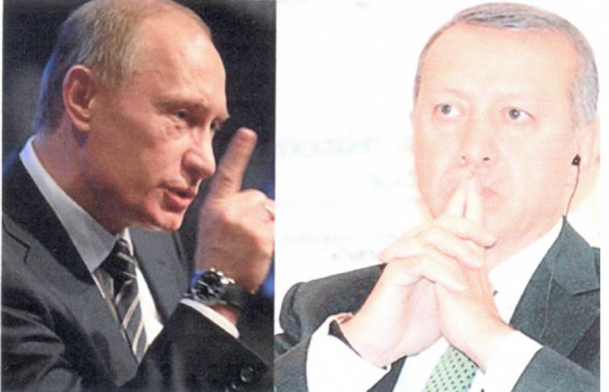 Η Ρωσία «τραβά» το αυτί της Τουρκίας, εν όψει επίσκεψης Πούτιν   Newsit.gr