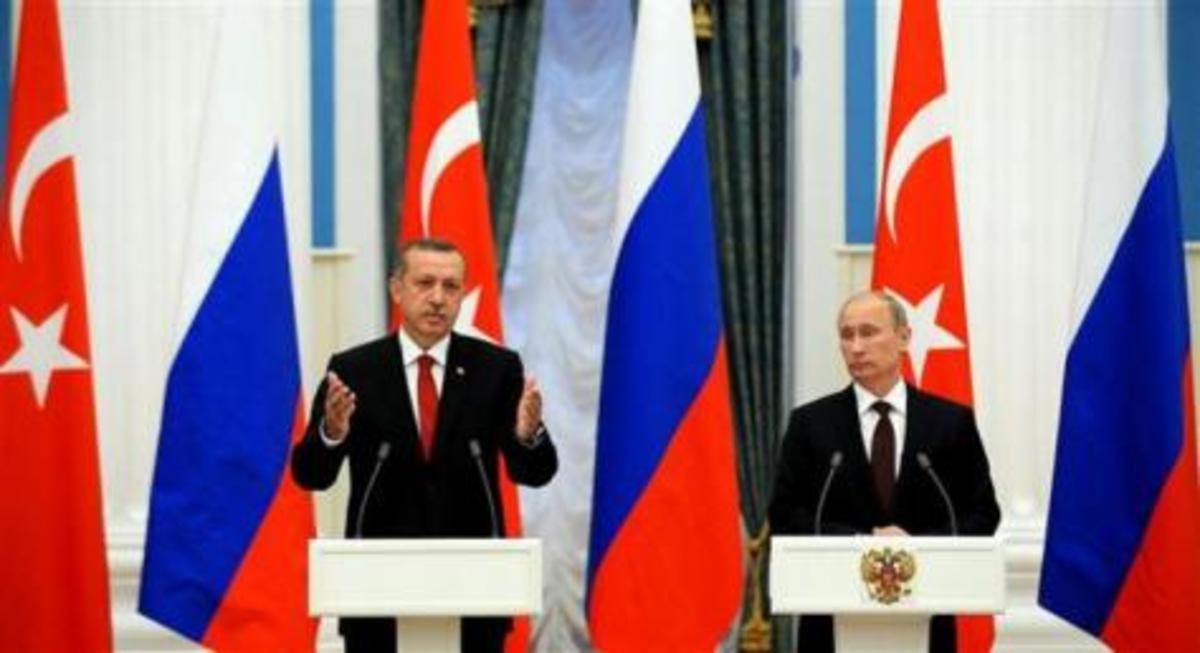 Ο Πούτιν στην Τουρκία | Newsit.gr