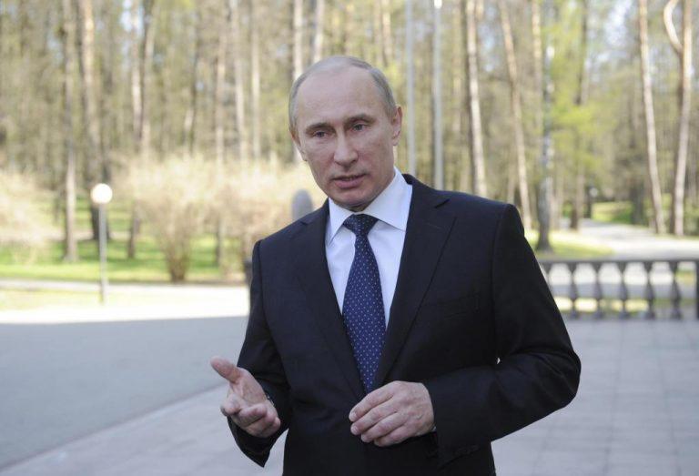 Ορκίζεται σήμερα πρόεδρος ο Πούτιν σε  κλίμα διχασμού! | Newsit.gr