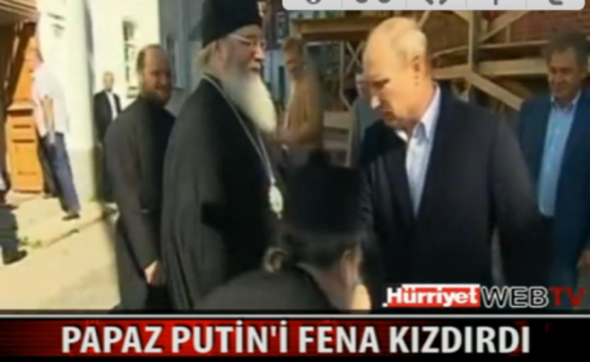 Ο «πατερούλης» Βλαδίμηρος Πούτιν – Παπάδες του φιλάνε τα χέρια! Δείτε το βίντεο | Newsit.gr