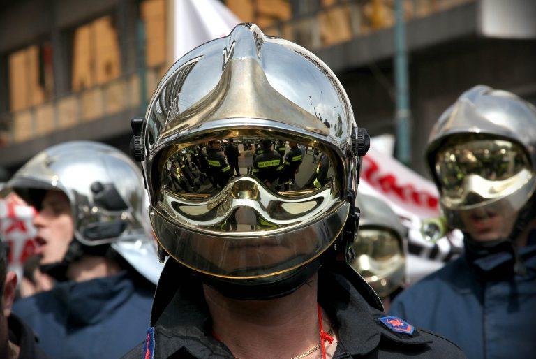 Πυροσβέστες με… enduro! | Newsit.gr