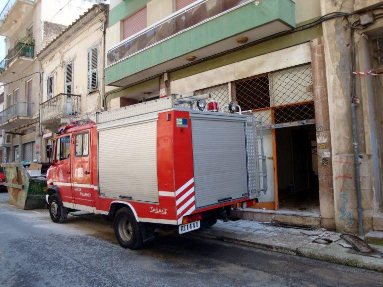 Έβαλαν φωτιά στα γραφεία του ΠΑΟ | Newsit.gr