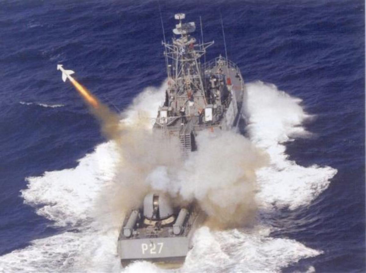 «Κόλαση πυρός» ανατολικά της Κρήτης από τον ελληνικό στόλο | Newsit.gr