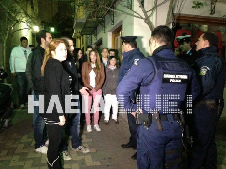 Πύργος: Έξω οι σπουδαστές, μέσα ο Τζαβάρας | Newsit.gr