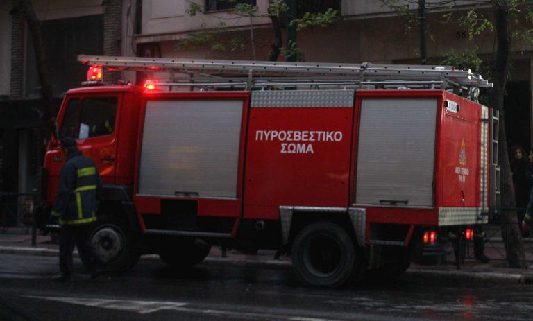 Χανιά: 'Εβαλαν φωτιά σε δίκυκλο | Newsit.gr