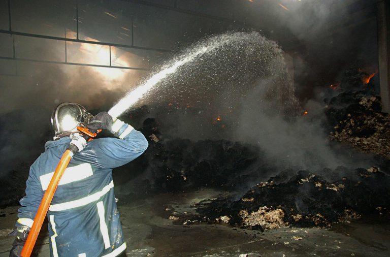 Θεσσαλονίκη: Πανικός από φωτιά σε γραφεία! | Newsit.gr