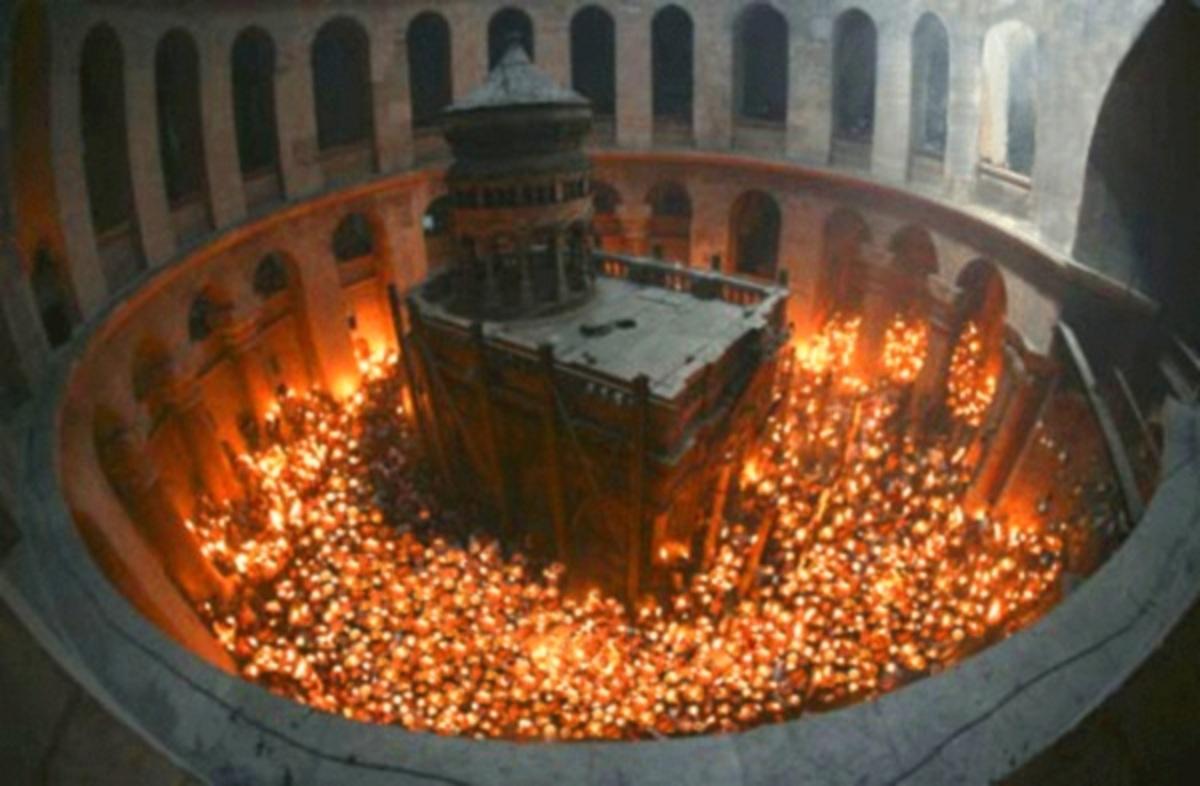 Τα χρέη απειλούν με κλείσιμο το Ναό του Πανάγιου Τάφου!   Newsit.gr