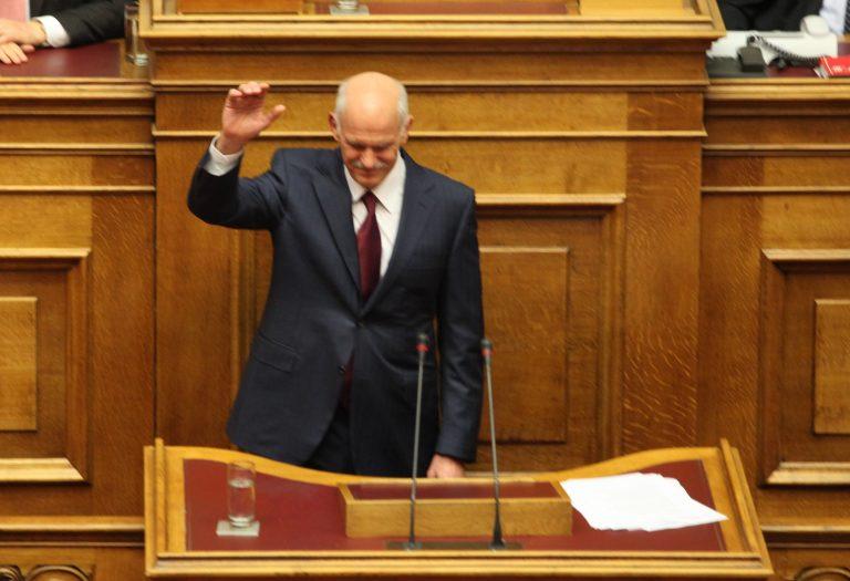 Η καρέκλα που αγκάλιασε το Γιώργο. Το δημοψήφισμα έγινε   Newsit.gr