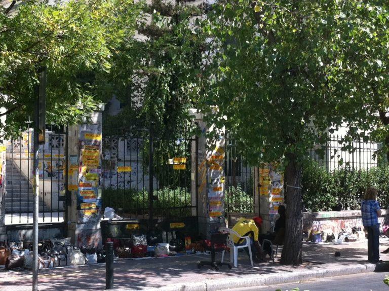 """Το πανεπιστημιακό """"άσυλο"""" του παρεμπορίου   Newsit.gr"""