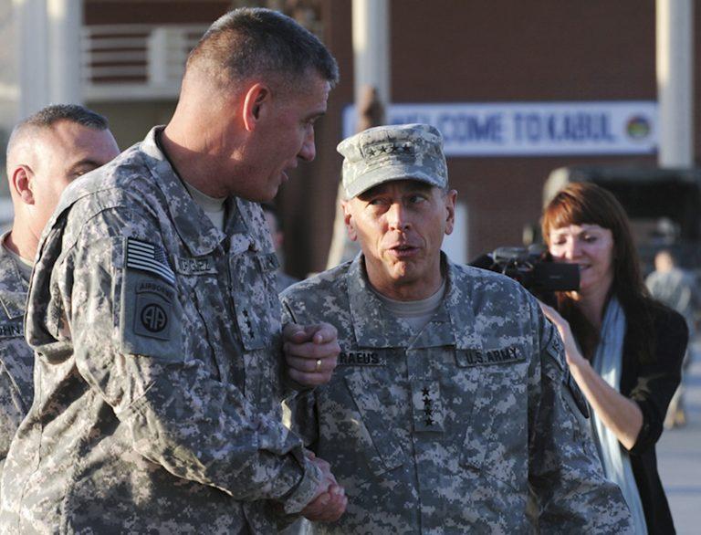 Πρώτη επίσκεψη Πετρέους στο Αφγανιστάν | Newsit.gr