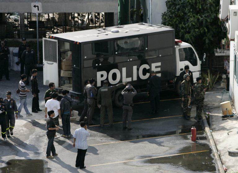 Ταϊλάνδη: Ένας αστυνομικός νεκρός και 31 τραυματίες από χειροβομβίδα | Newsit.gr
