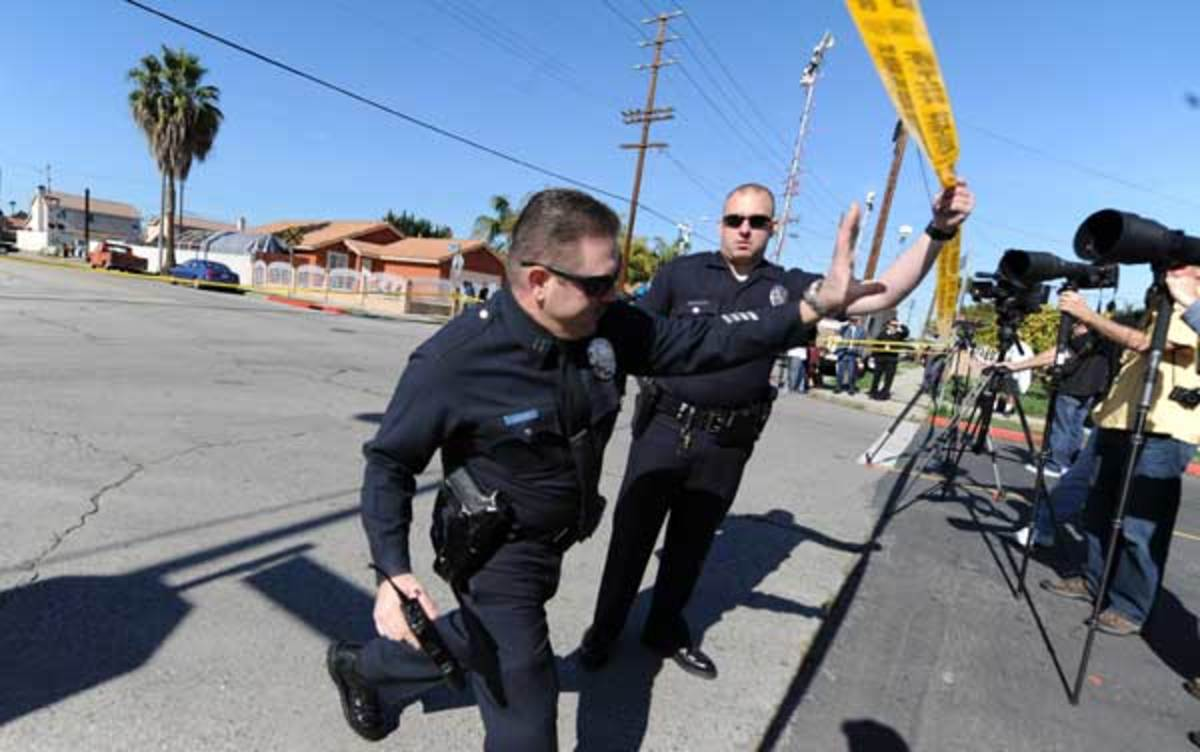 Μακελειό με 4 νεκρούς σε εστιατόριο του Λος Αντζελες | Newsit.gr