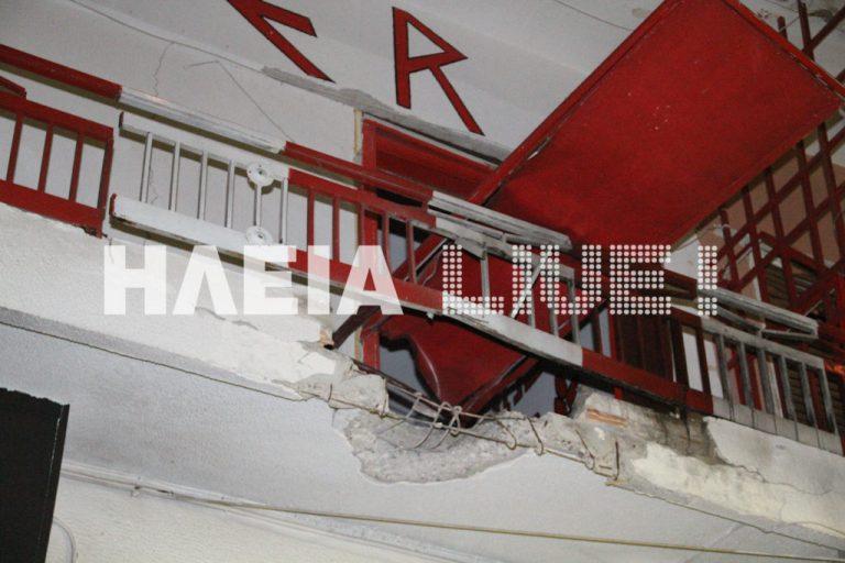 Ανατίναξαν σύνδεσμο του Ολυμπιακού στον Πύργο – Κινδύνευσε μωρό! Φωτό και Video | Newsit.gr